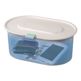 Sterilizing Box, White
