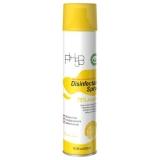 Alcohol Disinfectant Spray, 75% Alcohol, 16.9oz, Lemon