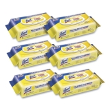 Lysol Disinfecting Wipes in Flatpacks