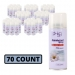 75% ALCOHOL DISINFECTANT SPRAY 70/CT