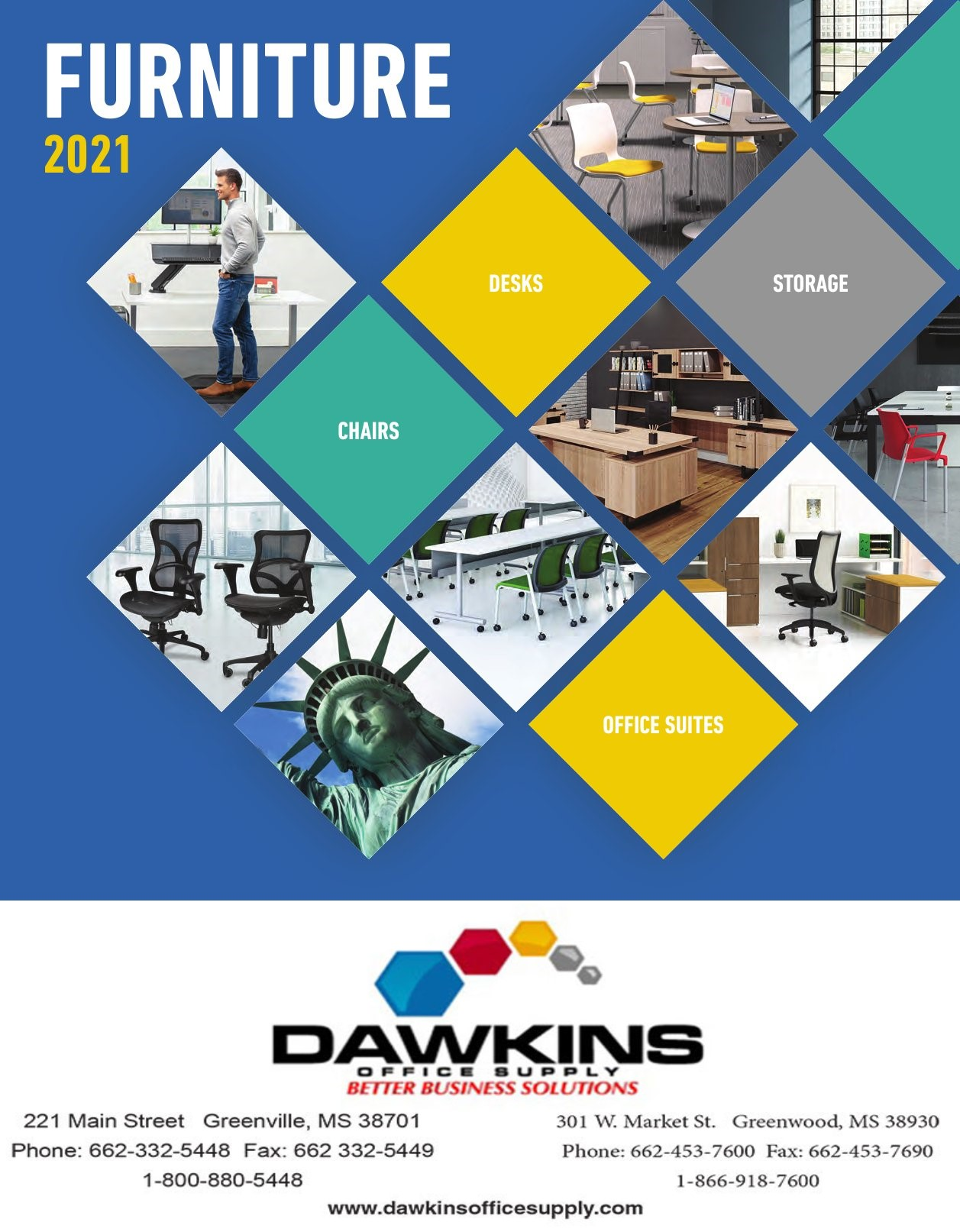 Dawkins 2021 Furniture Advantage Catalog