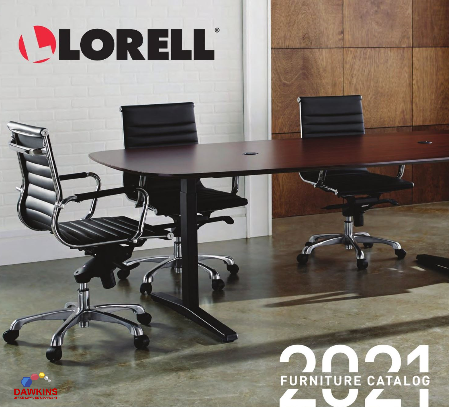 LORELL 2021 FURNITURE CATALOG